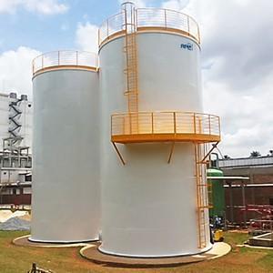 Cisterna para água