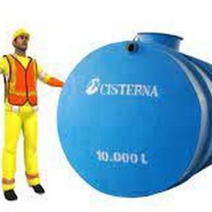 Cisterna de água 10000 litros