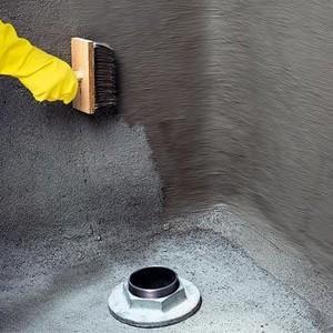Impermeabilização mensal de caixas d'água