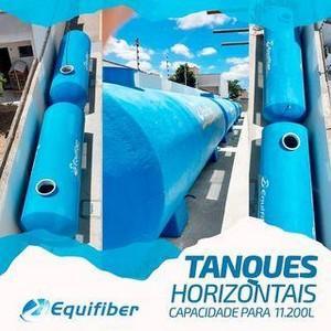 Tanque reservatório de água