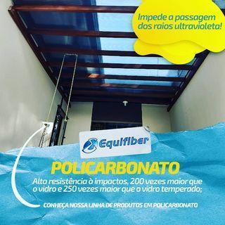Toldo policarbonato