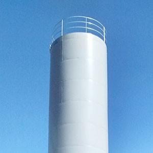 Reservatório de água flexível